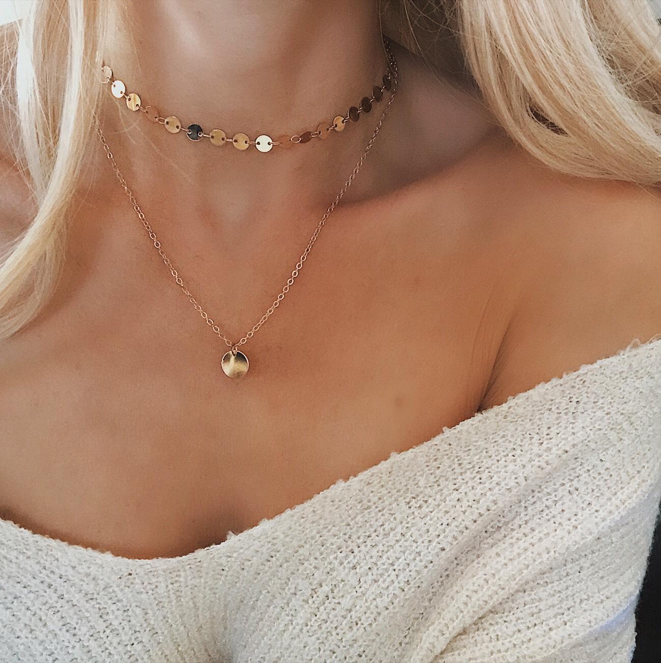 collier fantaisie pas cher