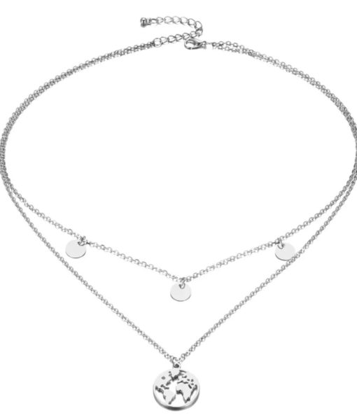 collier multirangs original