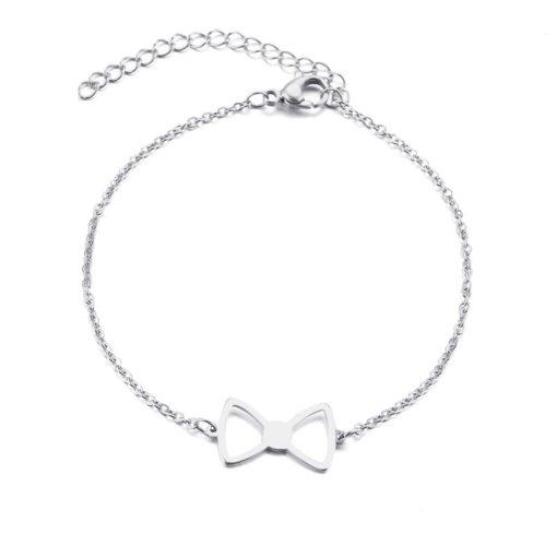Bracelet createur plaque argent