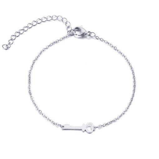 Bracelet femme fin argent