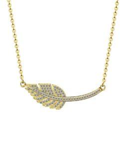 collier acier inoxydable femme