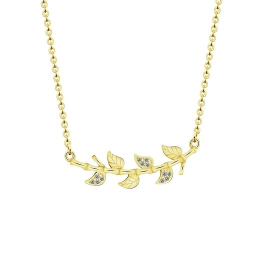 collier femme bijouterie or