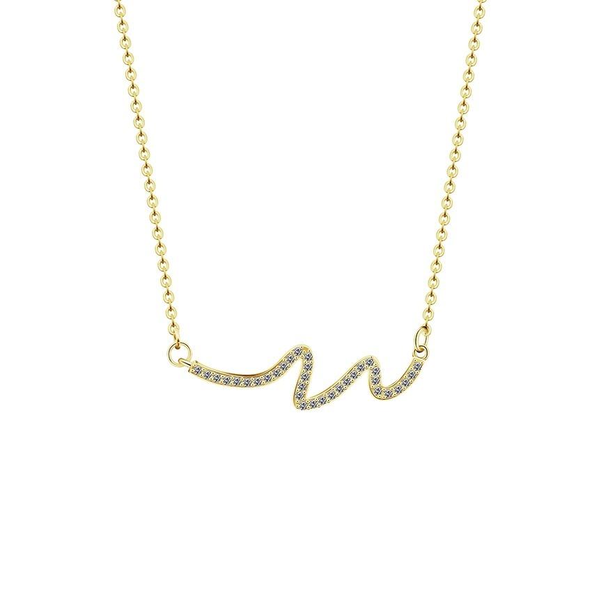 collier perles swarovski